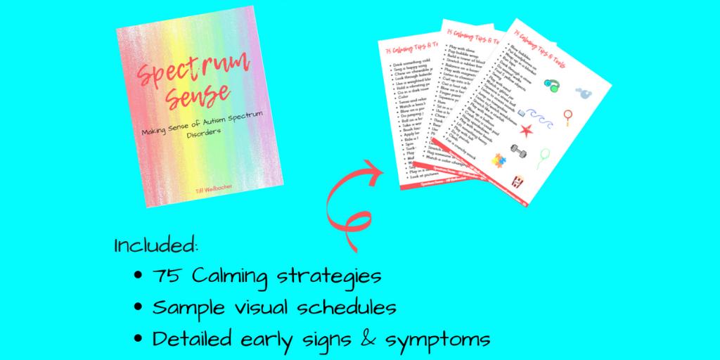 Stimming - Should I Make My Child Stop? - Spectrum Sense For