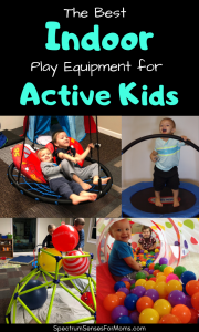 Wow! These are great ideas for indoor activities! My kids are super active, and we have used a lot of this indoor play equipment to keep them moving!