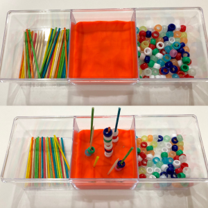 Sensory activities for autism