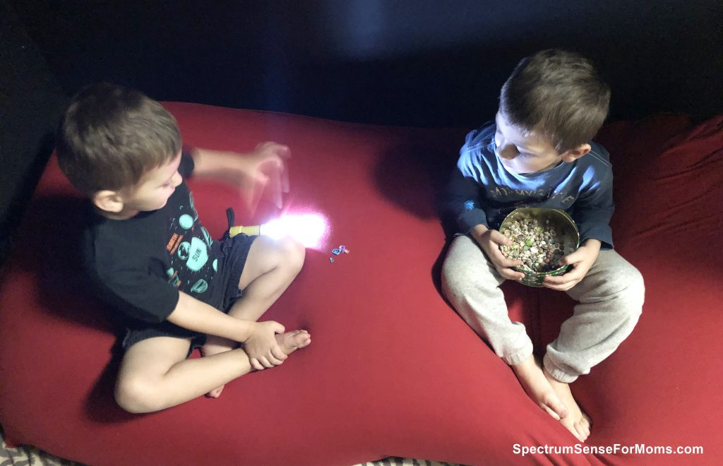Sensory room ideas for autism
